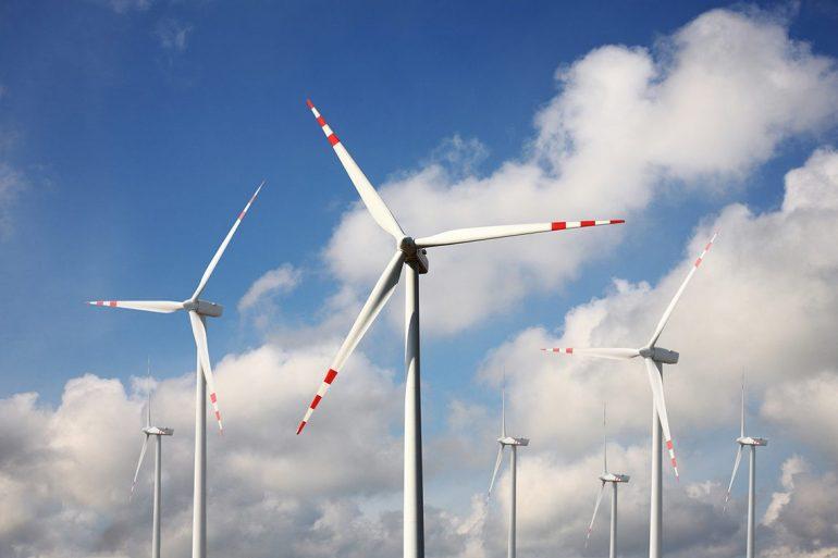 Finalizados los proyectos eólicos con una potencia comprendida de 450 MW por encargo de una empresa de primer nivel.
