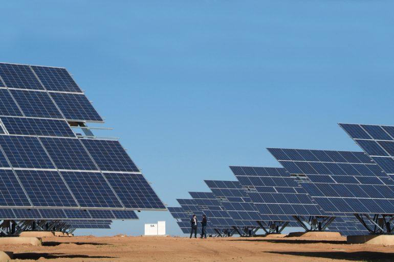 Finalizada la puesta a punto de la planta solar Alhama de Murcia de 3 MW.