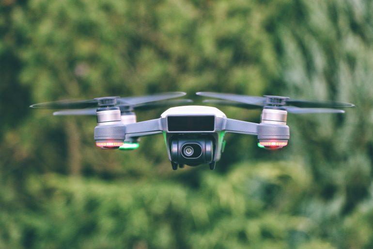 Heliosolar realiza la revisión termográfica de sus plantas solares mediante un Dron.